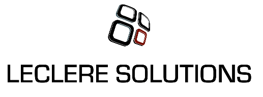 Jean-Claude Léclère<br>LECLERE SOLUTIONS